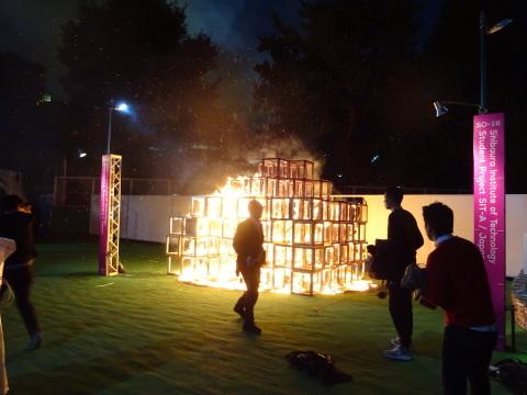工業 大学 火災 日本 大学教員の不起訴不当 オブジェ火災、再捜査へ