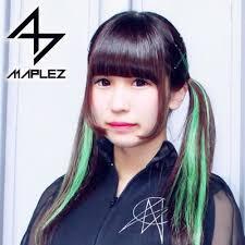 地下アイドルMAPLEZ香山紗英オタのプレゼントをメルカリに出品