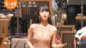 めざましTV・キムタク娘Cocomiの胸の谷間をガッツリ放送