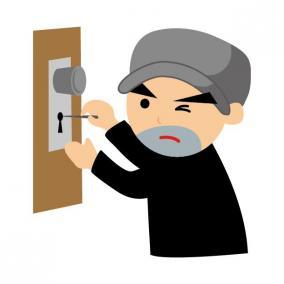 鍵を使わずに玄関を開けられてしまうピッキングについて