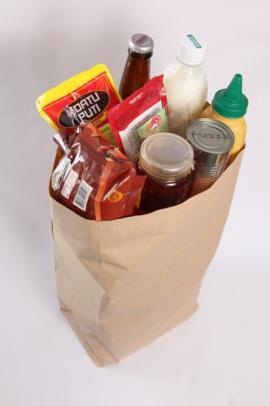 十分過ぎるほどの食料品を支援してくれる隠された団体の存在