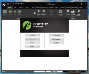 楽譜作成ソフト「FORTE 12 Premium」にライセンス認証の弱点が発見される