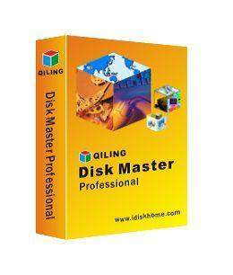 【Windows】統合ディスク管理ツール「QILING Disk Master Technician」を無料で製品版に