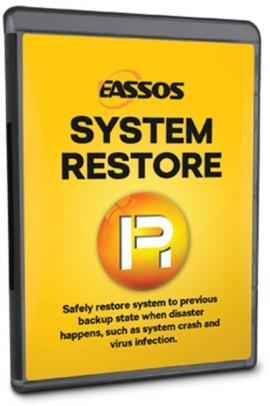 【Windows】システム復元ソフト「Eassos System Restore」を無料で製品版にする方法