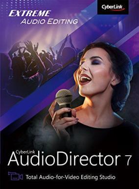【Windows】オーディオ編集ソフト「CyberLink AudioDirector 7」を無料で製品版にする方法
