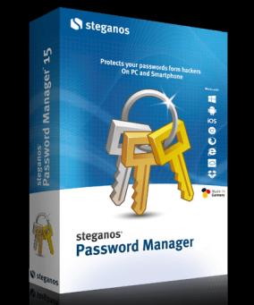 【Windows】パスワード管理ソフト「Steganos Password Manager 18」を無料で製品版にする方法