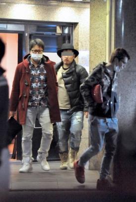 遠藤要と清水良太郎、闇カジノ出入り現場を撮られる