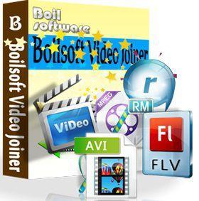 【Windows】ビデオ結合ソフト「Boilsoft Video Joiner」を無料で製品版にする方法