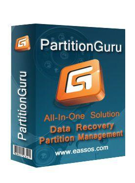 【Windows】パーティションマネージャーソフト「PartitionGuru Pro」を無料で製品版にする方法