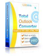 【Windows】電子メール変換ソフト「Total Outlook Converter Pro」を無料で製品版にする方法