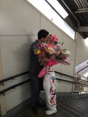 地下アイドル「ハコイリムスメ」樋井紅陽が特攻服キス写真流出し脱退