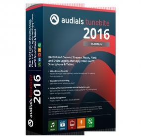 【Windows】ストリーミングレコーダー「Audials Tunebite 2016 Platinum」を無料で製品版にする方法