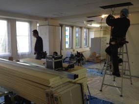 建築工事中の住宅現場へ侵入できる方法