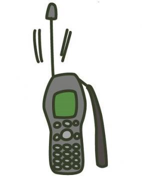 クリニック 職場で渡されているPHSを自宅でも繋がるように電波を増幅したい