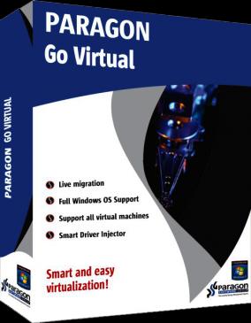 【Windows】仮想化ソフト「Paragon Go Virtual」を無料で使用する方法