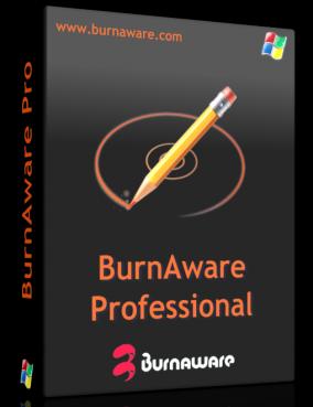 【Windows】ライティングソフト「BurnAware Professional」を無料で製品版にする方法