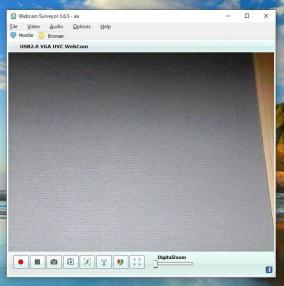 ウェブカメラ録画ソフト「Webcam Surveyor」にライセンス認証の弱点が発見される