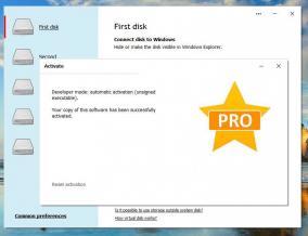 隠しドライブ作成ソフト「Secret Disk」にライセンス認証の弱点が発見される