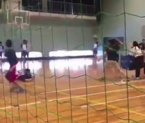 大阪・今宮工科高校バレー部虐待動画が拡散