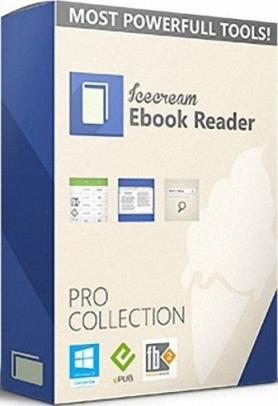 【Windows】電子書籍リーダー「Icecream Ebook Reader PRO」を無料で製品版にする方法