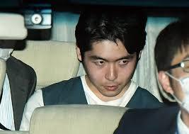 JS殺害小林遼が社員旅行で女児と戯れる姿を晒される