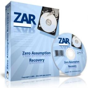 【Windows】データー復旧ソフト「ZAR」を無料で製品版にする方法