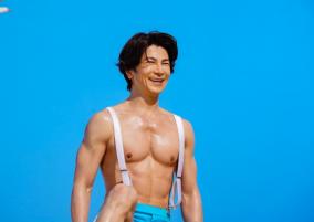 武田真治が22歳年下、下着モデルと結婚