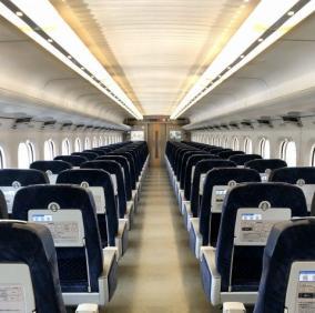 新幹線で遠慮せずにリクライニングを倒す方法