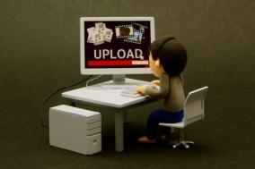 オンラインストレージサービス「MEGA」でのパラレルアップロード法