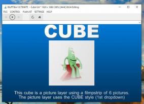 3Dイントロ作成ソフト「BluffTitler Ultimate」にライセンス認証の弱点が発見される
