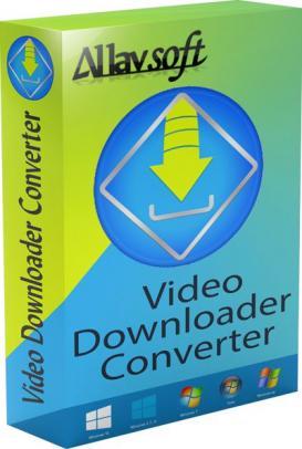 【Windows】動画ダウンローダー「Allavsoft Video Downloader Converter」を無料で製品版にする方法