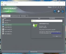 データー復元ソフト「UNFORMAT」にライセンス認証の弱点が発見される