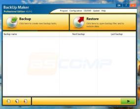 データバックアップソフト「BackUp Maker Professional」にライセンス認証の弱点が発見される