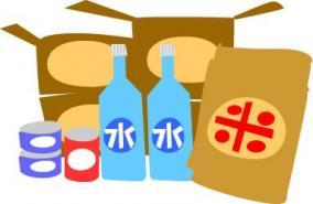 【体験談】無料で食料品1か月分をゲットする方法