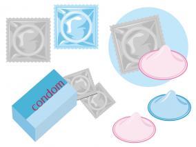 コンドームを装着し避妊するフリをして生で挿入する男性に要注意