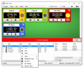 【Windows】デスクトップタイマー「Multi Timer」を無料で製品版にする方法