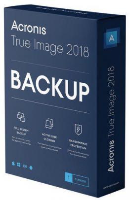 【Windows】バックアップソフト「Acronis True Image 2018」を無料で製品版にする方法