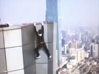 中国人高所動画投稿者が62階から転落死