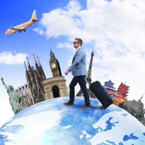イギリス観光をしながら大金を得る方法