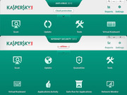 Kaspersky Internet Security 2012のアクティベート方法