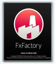【Mac】ビジュアルエフェクトツール「FxFactory Pro 5」を無料で製品版にする方法