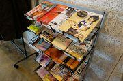 漫画や雑誌を無料で入手できるウェブサイト