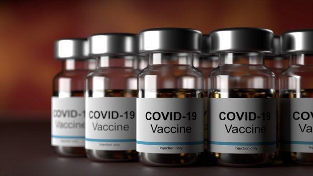 複数本のコロナワクチン