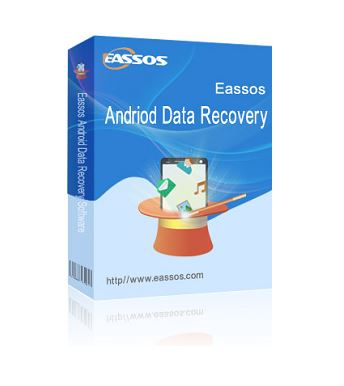Eassos Android Data Recoveryのパッケージ