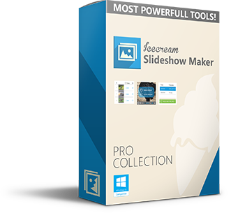 Icecream Slideshow Maker PROのパッケージ