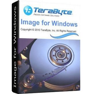 TeraByte Image for Windowsのパッケージ