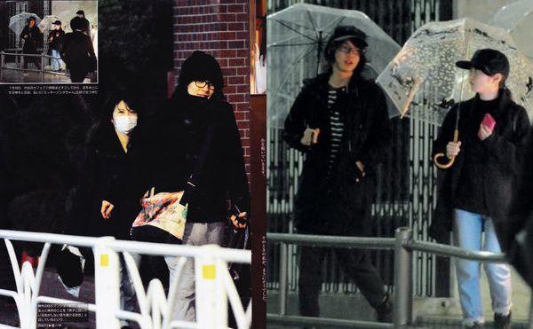 Kamiki Ryunosuke and Shida Mirai   Source:gekiura.com