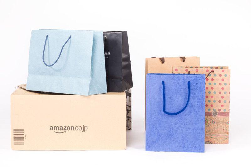 Amazonでの買い物